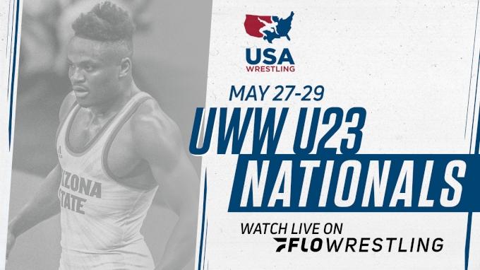 picture of 2021 UWW U23 Nationals