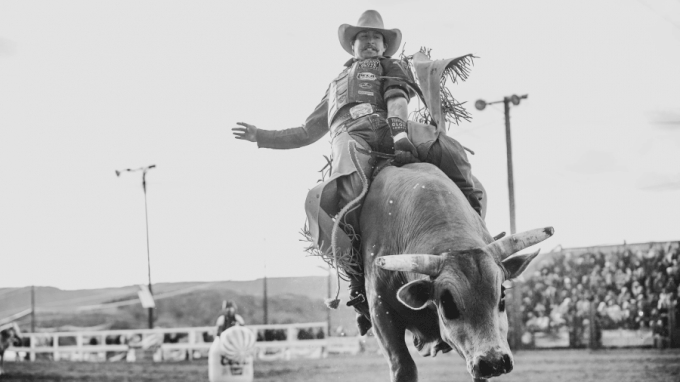 picture of 2021 Cleatis Lacy Wild Horse Racing and Bullriding