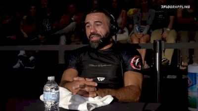 Disappointed Vagner Rocha Bled For the Fans But Couldn't Take Down Hinger