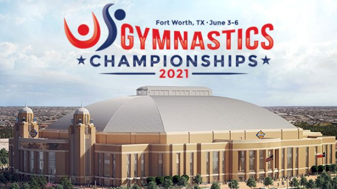 2021 U.S. Championships Kick Off June 3 At Dickies Arena In Fort Worth