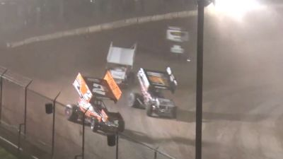 Feature Replay | IRA Sprints at 141 Speedway