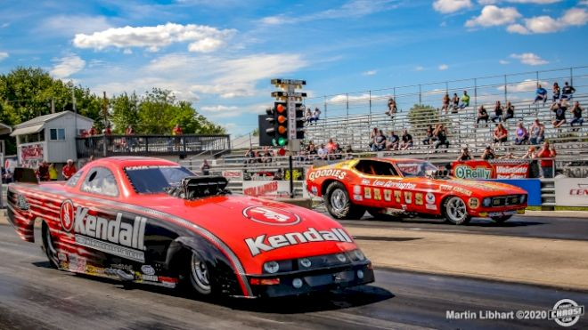 How to Watch: 2021 Funny Car Chaos at Eddyville Raceway Park