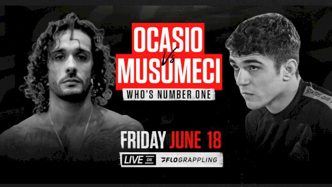 Mikey Musumeci & Junny Ocasio Will Collide At Who's Number One On June 18