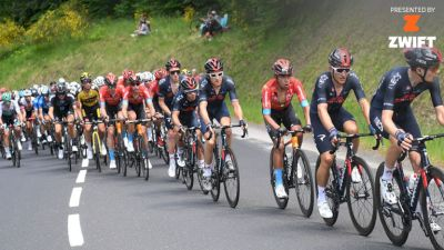 On-Site: What Was INEOS Thinking? 2021 Criterium Dauphine Stage 2