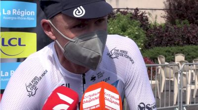 Chris Froome: 'Things Heading In The Right Direction' 2021 Criterium Dauphine