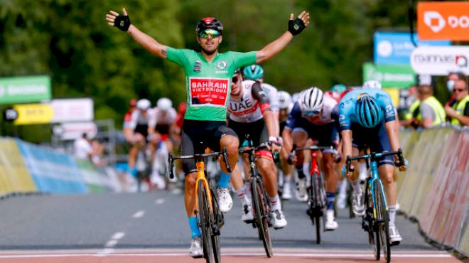After Two Near Misses, Colbrelli Wins Dauphine Stage 3