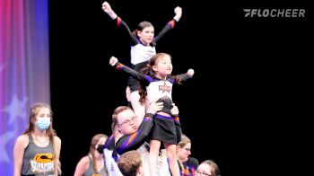 Relive The Incredible Moments: CheerAbilities Division