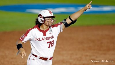 Jocelyn Alo Named 2021 USA Softball Collegiate Player Of The Year