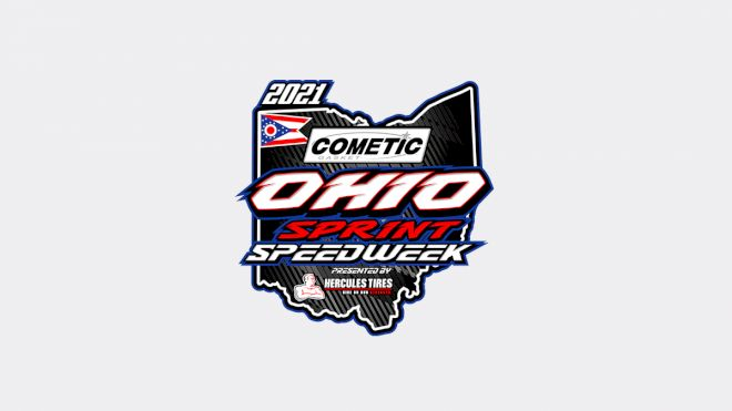 2021 Ohio Sprint Speedweek