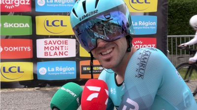 Ion Izaguirre: After A Disappointing Basque Country, A Strong TT Performance - 2021 Criterium Dauphine