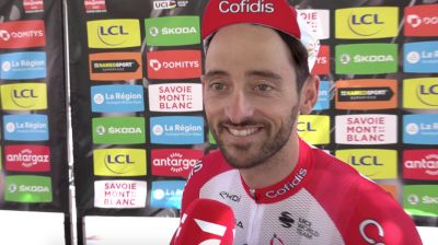 Nathan Haas: 'Martin Just Has To Survive Today' - 2021 Criterium Dauphine