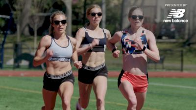 Workout Wednesday: Elle Purrier 2xMile/4x800/4x400