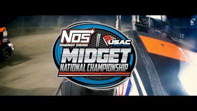 Watch 2021 USAC Indiana Midget Week LIVE on FloRacing