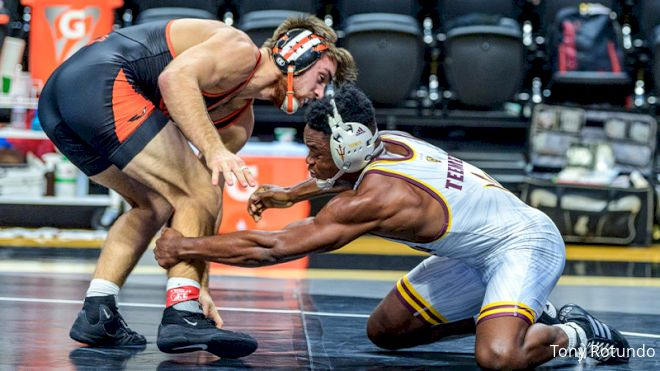 Pac-12 Is Doubling Down On Wrestling