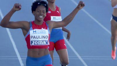 World Top Ten 49.99 400m Personal Best