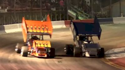 Highlights | Speed Tour Sprint Cars Friday at Meridian