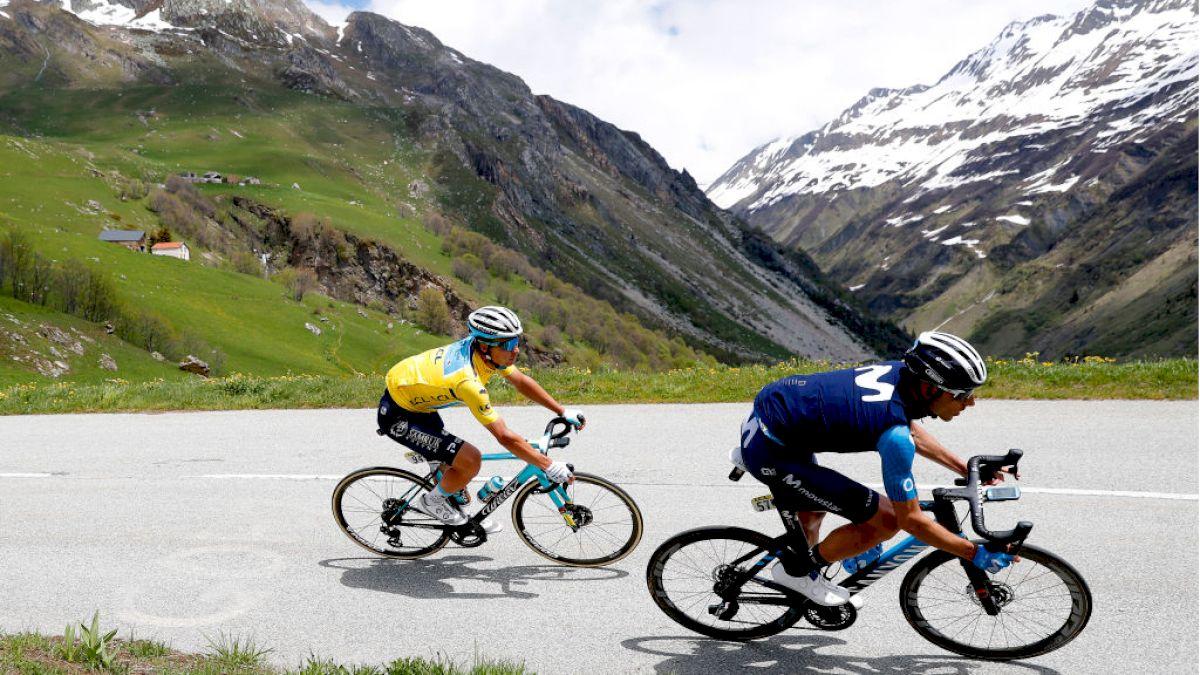 Ineos Aussie Richie Porte takes Critérium control