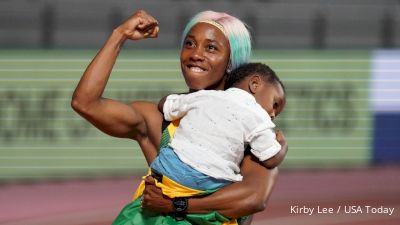 Shelly-Ann Fraser-Pryce 10.63 100m Second-Fastest ALL-Time