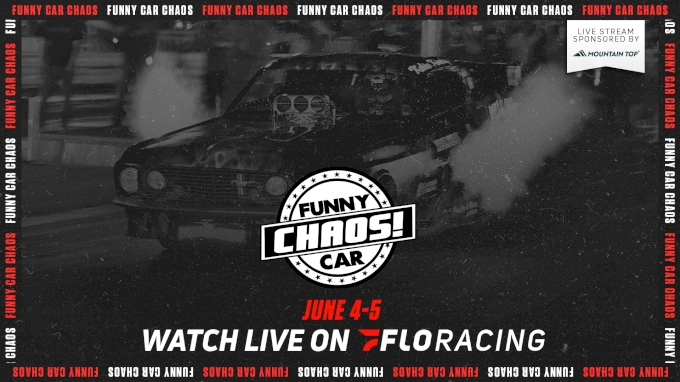 picture of 2021 Funny Car Chaos at Eddyville Raceway Park