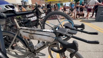 Colin Strickland Customized His Allied Echo For 2021 UNBOUND The Night Before The Race