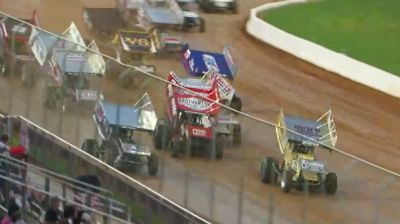 Feature Replay | 410 Sprints at Port Royal Speedway
