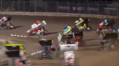 Feature Replay | All Star/IRA Sprints at Plymouth Dirt Track