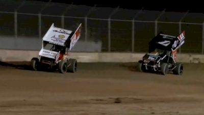 Highlights | All Star/IRA Sprints at Plymouth Dirt Track
