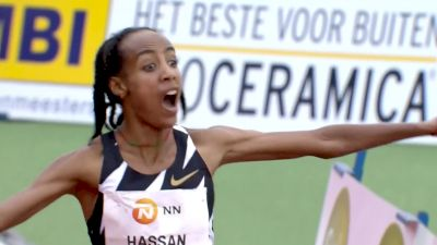 Sifan Hassan World Record 29:06.82 10K
