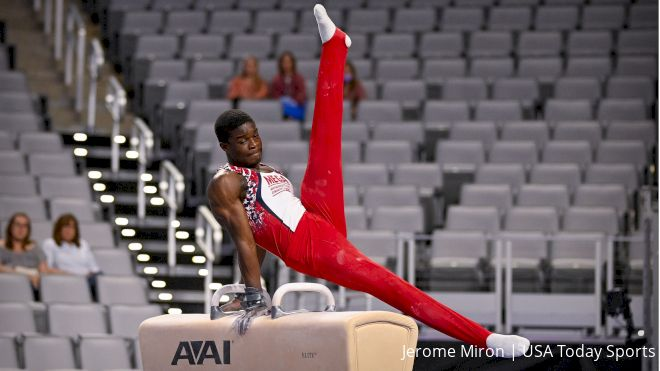 Junior Men's Photo Gallery | 2021 U.S. Gymnastics Championships