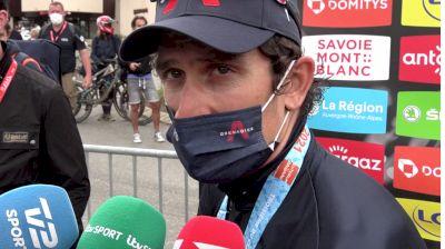 Geraint Thomas: 'I Felt Strong, Encouraging For July' - 2021 Critérium du Dauphiné