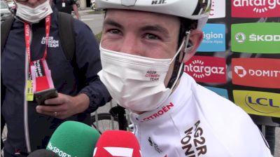 Ben O'Connor: 'You Always Have A Chance' - 2021 Critérium du Dauphiné