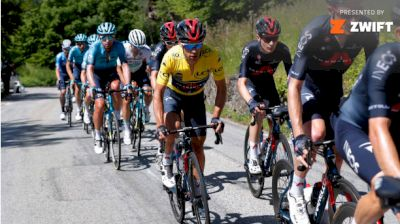 On-Site: Padun Back On The Attack, INEOS Outstanding Performance - 2021 Critérium Dauphiné