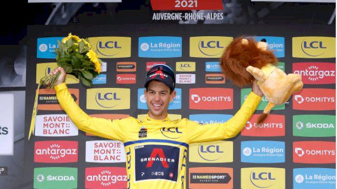 'Over The Moon' Aussie Porte Wins Critérium Du Dauphiné