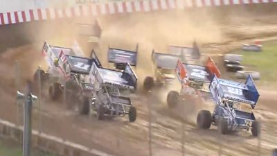 Heat Races | All Star/IRA Sprints at Angell Park