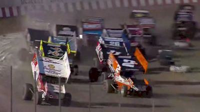 Feature Replay | All Star/IRA Sprints at Angell Park