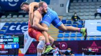 Snyder Smashes At Pan Ams