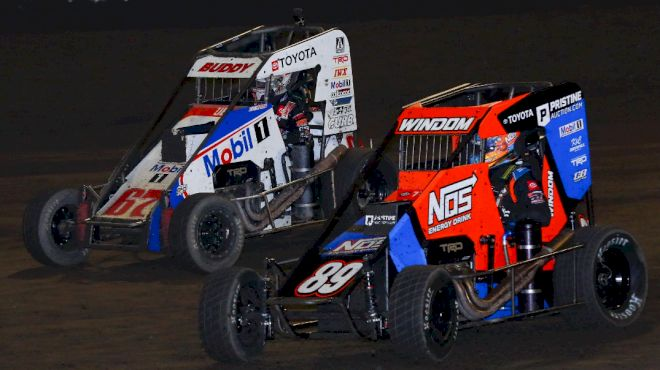 Windom Takes Over IMW Point Lead at Halfway