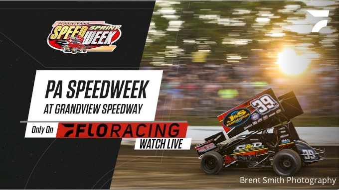 picture of 2021 PA Speedweek at Grandview Speedway