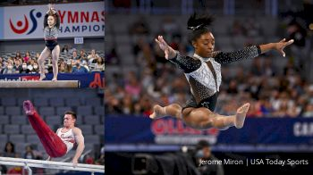 2021 U.S. Gymnastics Championships Highlights