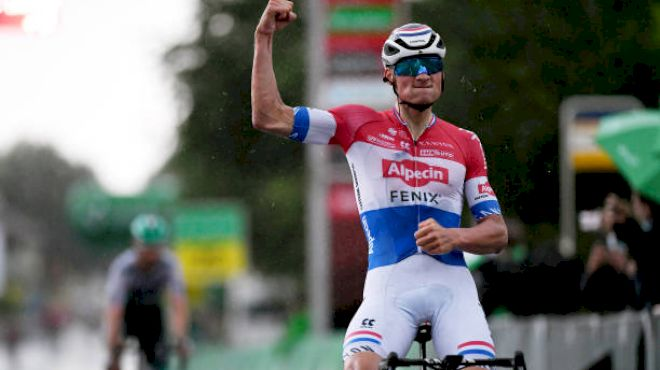 Küng Clings To Tour De Suisse Lead After Van der Poel 'Super Fun' Stage Win