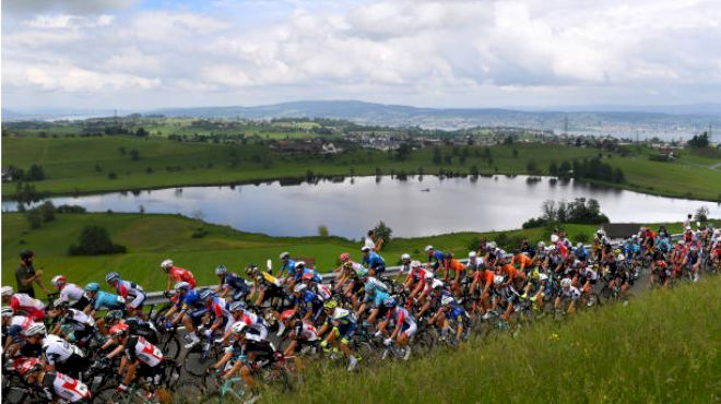 Replay: 2021 Tour de Suisse Stage 3