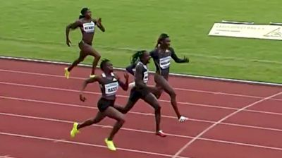 Craziest 200m Comeback You'll See In Your Entire Life