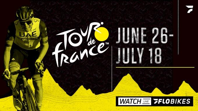 picture of 2021 Tour de France