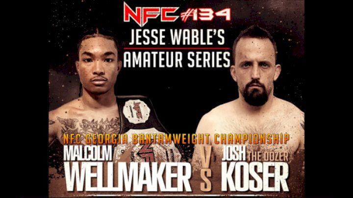 NFC MMA 134
