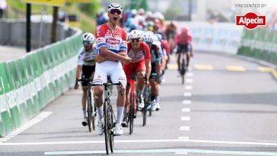 Mathieu van der Poel Flies Into Form At Tour de Suisse Before 2021 Tour de France
