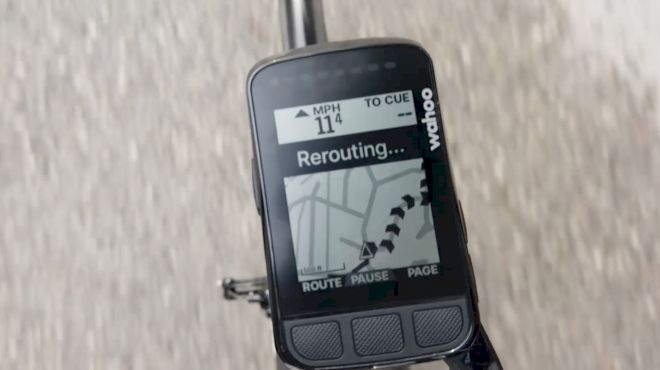 First Look: The New And Improved Wahoo ELEMNT Bolt