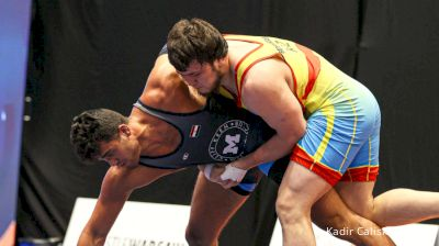 125 kg Bronze - Yusup Batirmurzaev, KAZ vs Youssif Hemida, EGY