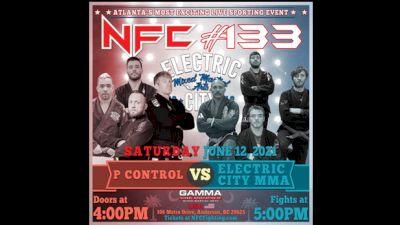 NFC 133 Bringing Hybrid Night Of Fights