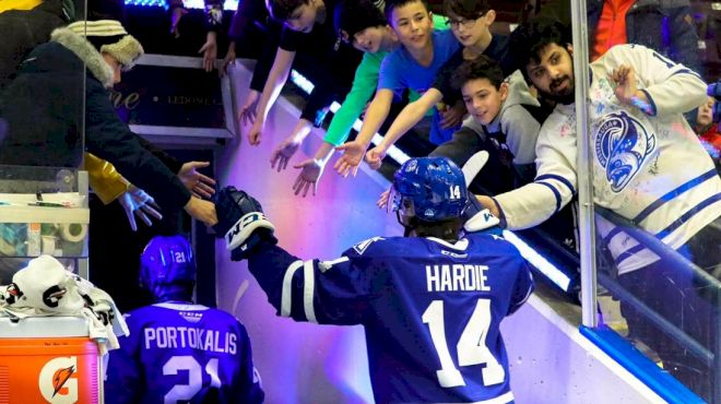 PBHH Invitational: James Hardie Raising His 2021 NHL Draft Stock