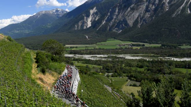 Replay: 2021 Tour de Suisse Stage 5